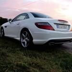 Der Mercedes SLK 250 – ein Roadster der Fahrspaß garantiert