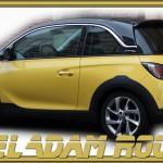 Der neue Opel Adam Rocks – Soft ist nur sein Faltdach?